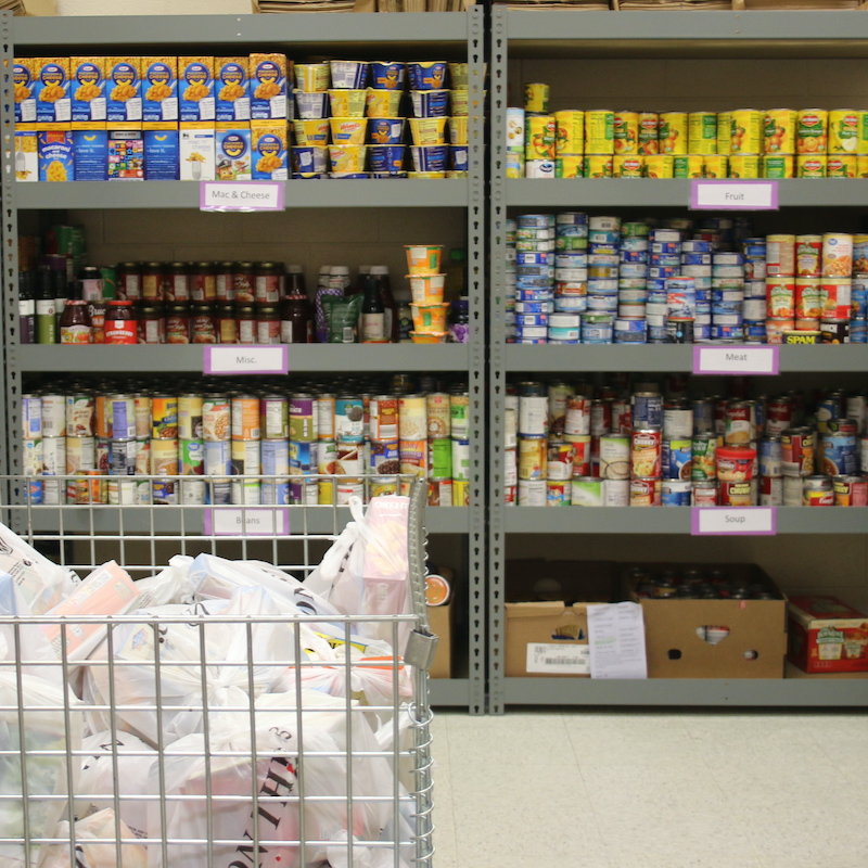 Greensboro Urban Ministry Food Pantry